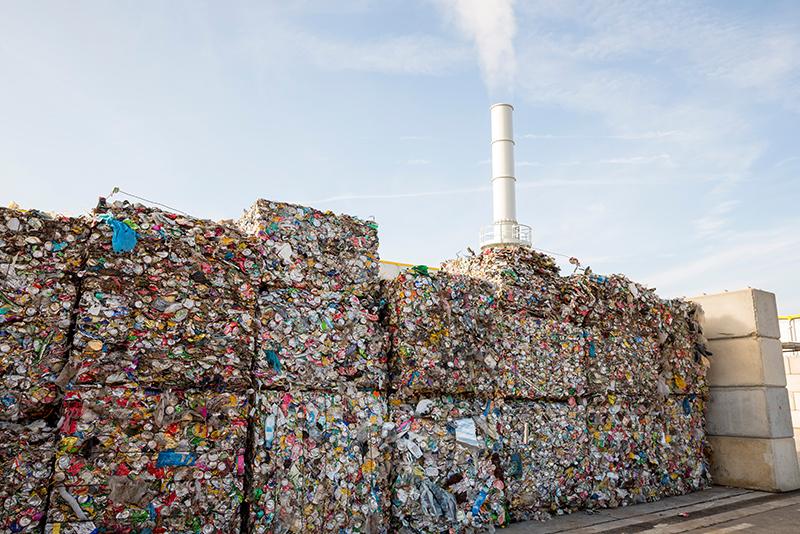 家庭ゴミを燃料にした廃棄物発電、その年間の発電量「8,762GWh ...