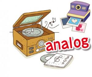 レコード アナログ