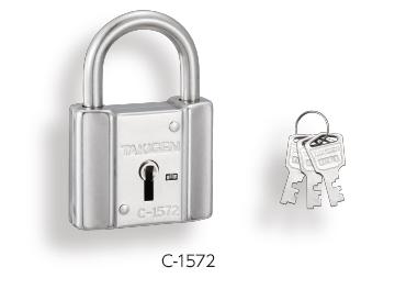 C-1572 ステンレス小型南京錠