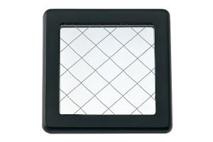 C-1163 ステンレス網ガラス入り窓枠