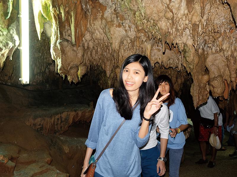 レー・カオコーブ洞窟