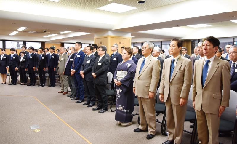 平成30年4月7日(土)/タキゲンビル3階 大会議室